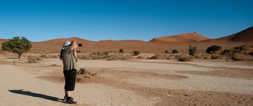 Namibia's Desert